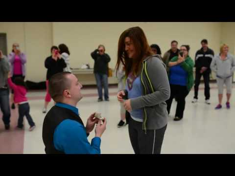 Zumba Proposal/Engagement-Crazy Mad Fitness