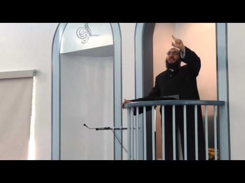 Winter time is full of worship - Imam AbuHafs Ammar