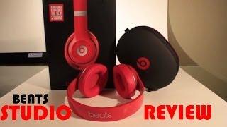 Beats Studio Over-Ear Headphones (Red) Review
