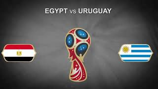 Egypt vs Uruguay FIFA World Cup 2018 june 15 Football PROMO