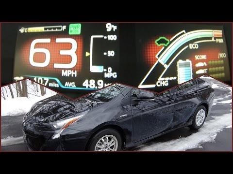 Prius: 0-60 MPH