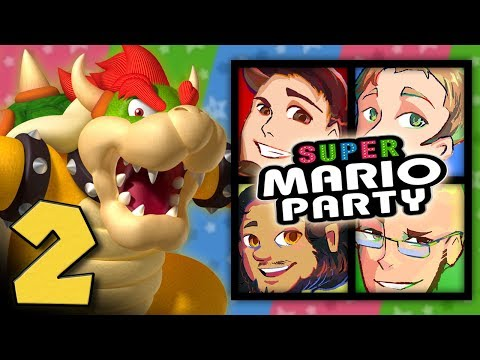 """Super Mario Party: """"So Many Friends"""" - EPISODE 2 - Friends Without Benefits"""