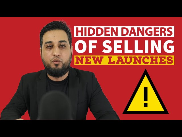 Hidden Dangers of Selling New Launches That Property Agents Don't Realise Despite the 6% Commission