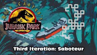 Rick Carter's Jurassic Park (An Illustrated Audio Drama) - Third Iteration: Saboteur