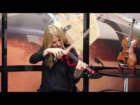 Cecilio CEVN Electric Violin Product Demo