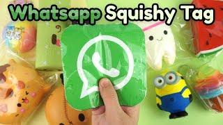 WHATSAPP SQUISHY TAG | Credit: Heri Merry Squishy