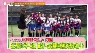 http://pigoo.jp/pigoohd/minitia 社会人野球チーム「Honda硬式野...