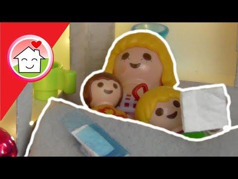 Playmobil Film deutsch Alle krank! / Kinderfilm / Kinderkanal family stories