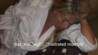 Sleep Talking - Very Funny