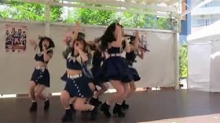 Ange☆Reve「あの夏のメロディー」リリースイベント@あまがさきキューズ...