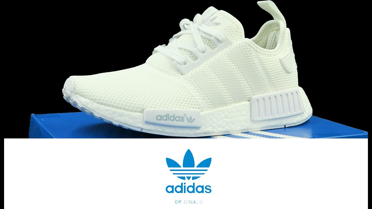 d9fabd7cc3a7 adidas NMD R1  Triple White . WearTesters