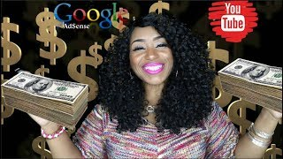 My First Big Youtube Paycheck in June (No Click Bait)/ 8 Tips I learned on my way to 40K Subbies