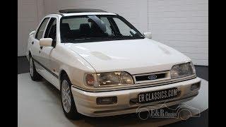 Ford Sierra RS Cosworth 4x4 1990  -VIDEO- www.ERclassics.com