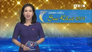 Truyền hình Thông tấn xã Việt Nam đưa tin: MISA dành 4 danh hiệu Sao Khuê 2019