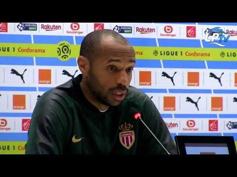 OM 1-1 Monaco : la réaction de Thierry Henry