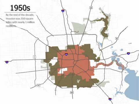 Annexation History - Planning and Development Department - City of Houston