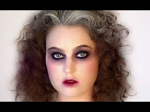 Get the Halloween Makeup Look Tutorial - Victorian Gothic | Rimmel ...