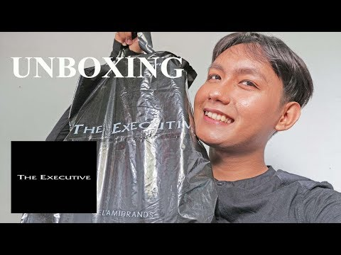 unboxing belanja online the executive