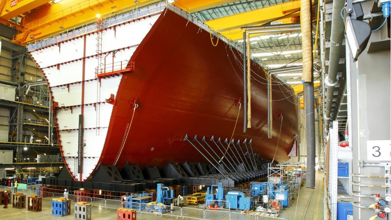 Marine Engineers and Naval Architects: Jobs, Career, Salary