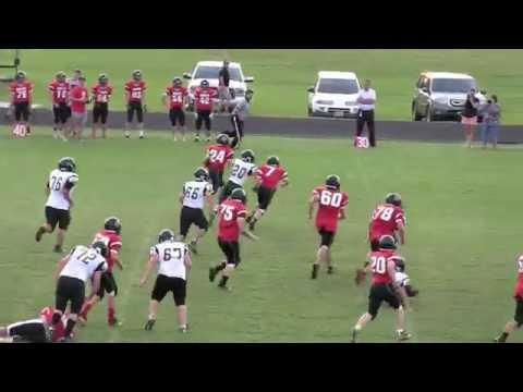 Dexter FreshSoph Bearcats vs Doniphan Sept 1 2016