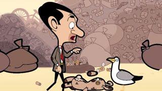 What A Load of Rubbish   Season 2 Episode 42   Mr. Bean Cartoon
