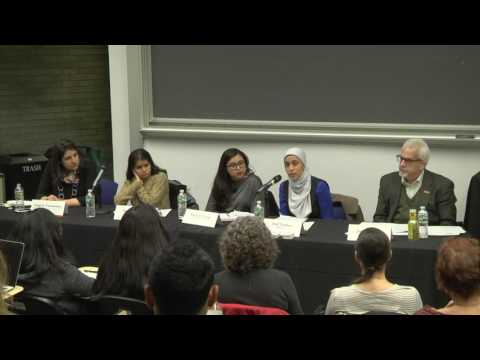 Forum: Advocacy on Immigration and Muslim Rights