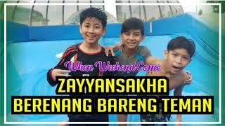 Download Video Seru seruan zayyan bersama temen2 MP3 3GP MP4