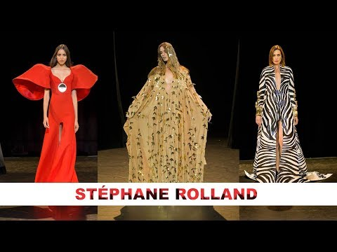 Celebrating 10 Years of Haute Couture with Stéphane Rolland
