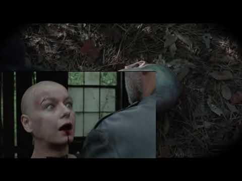 Ниган убил Альфу - Ходячие мертвецы 10 сезон 12 серия Смерть Альфы