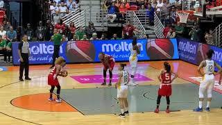 Dayshalee Salaman Puerto Rico Team Americup Femenino 2019
