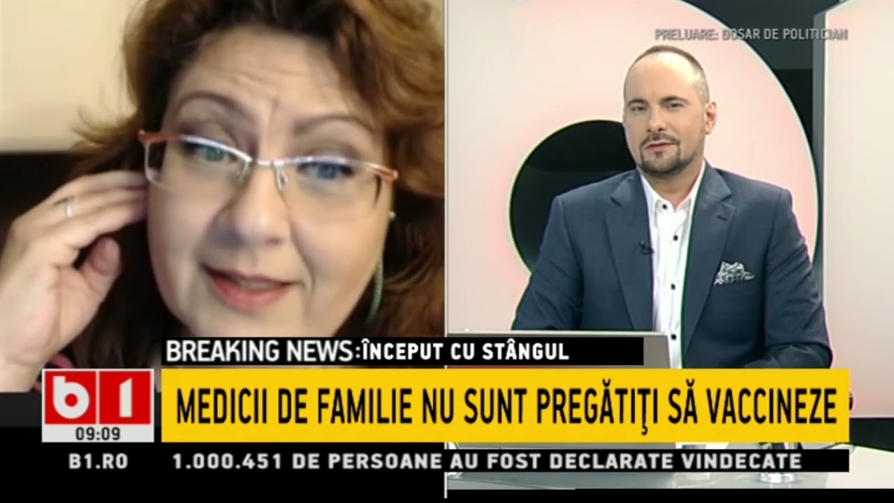 STIRI B1 ORA 9.00 DIN 5 MAI 2021 - RAPORT GRECO: ROMANIA A IMPLEMENTAT DOAR 5 DIN 18 RECOMANDARI