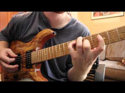 Kiesel Carvin Guitars Lithium Pickup Demo
