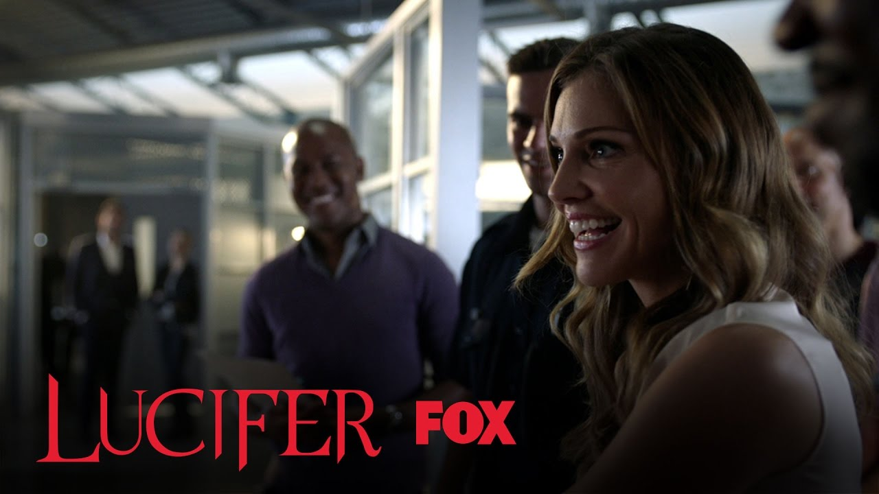 Download Lucifer's Mom Draws Attention To Herself At The Police Station   Season 2 Ep. 3   LUCIFER