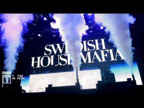 Swedish House Mafia T in the Park 2011