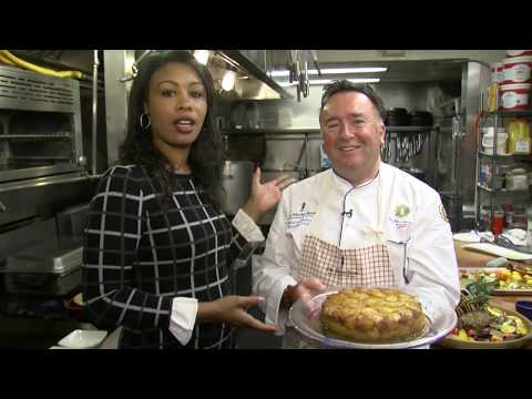 Chef Bernard Shares Recipes For Ideal Holiday Meal