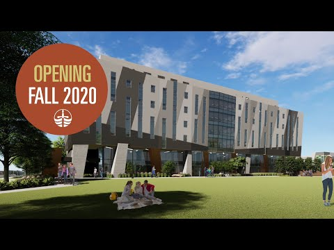 Trent University Durham GTA Expansion
