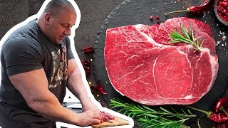 Gotuj z Koksem, Steak z cukinia