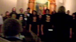 Darkness is Falling - Grand View University Choir Home Concert