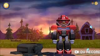 In questo episodio Salviamo un Transformers