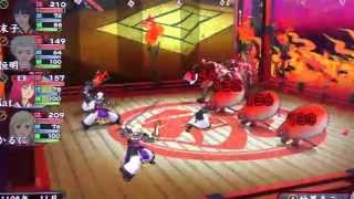 PS Vita Gameplay: Oreshika: Tainted Bloodlines (俺の屍を越えてゆけ2)