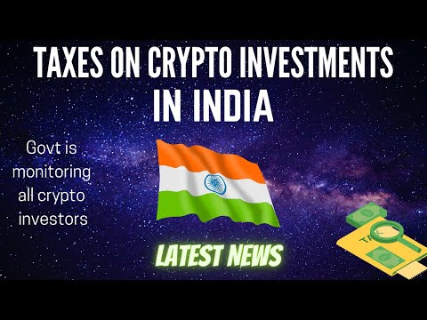 Bitcoin Investments are to be Taxed in India!! Crypto Investments are to be Solidified