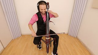 The Sound of a Yamaha SVC-210 Silent Electric Cello + ALL EFFECTS | Honest Reviews