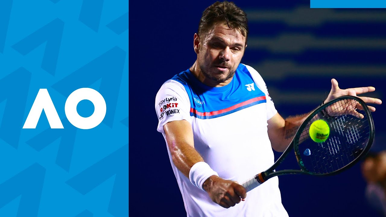 Stan Wawrinka vs. Pedro Sousa match highlights (1R) | Australian Open 2021