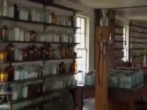 Tours-TV.com: Thomas Edison's Menlo Park Laboratory