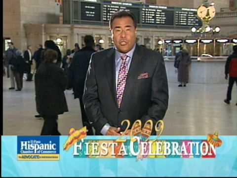 El Paso Hispanic Fiesta Celebration