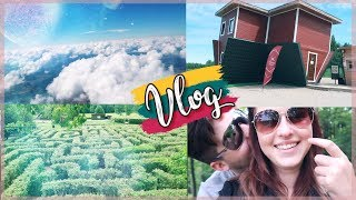LITHUANIA TRAVEL & READING VLOG | Book Roast