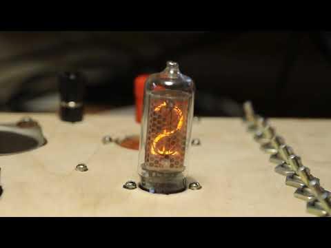 Тестер ламп Nixie Tester V.01 Lite