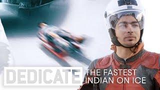 Meet India's fastest man on ice: luger Shiva Keshavan. | Dedicate E4