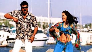 Maha Muddu Full Video Song || Jai Chiranjeeva Movie || Chiranjeevi, Bhoomika Chawla, Sameera Reddy