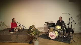 Florian Schiertz & Patrick Manzecchi: Tabla & Drums